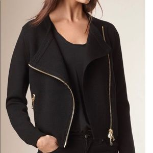 Burberry Knitted Wool Jacket